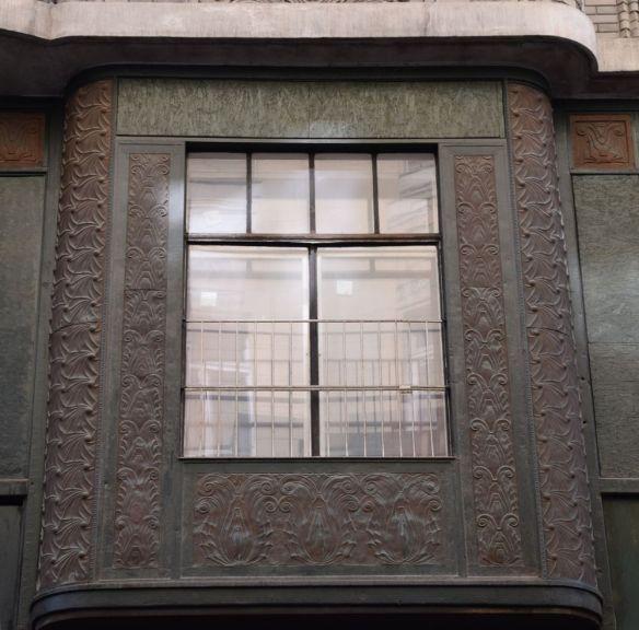 bow window Budapest Hongrie Hungary