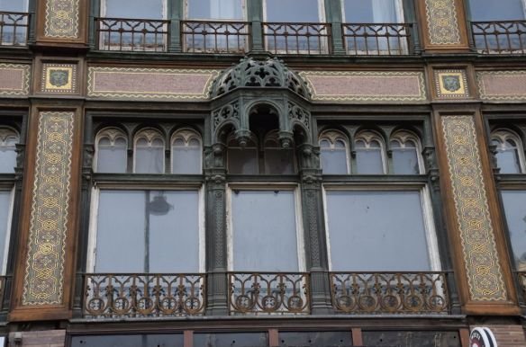 Galerie Parizsi Budapest Hongrie Hungary