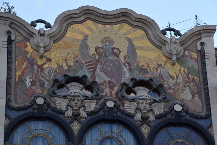 banque ottomane Budapest Hongrie Hungary