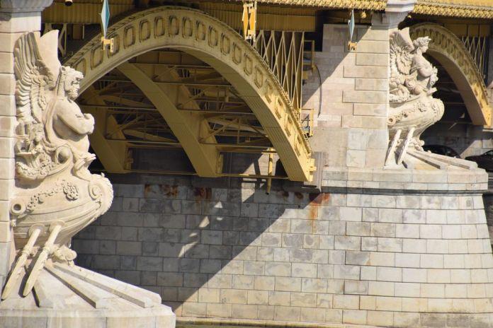 pont Marguerite Budapest Hongrie Hungary