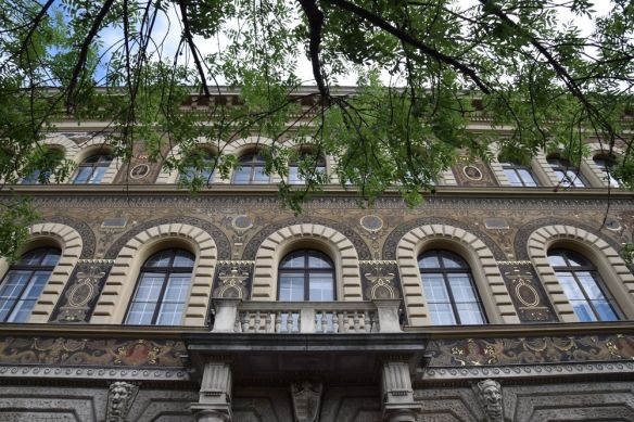 Ecole des beaux-arts Budapest Hongrie Hungary