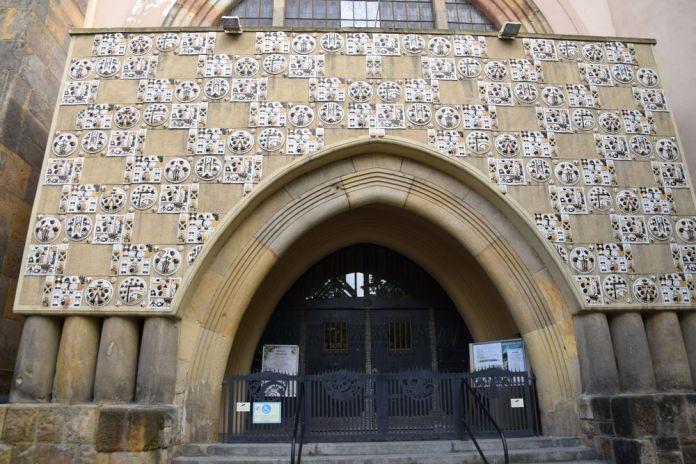 église calviniste Budapest Hongrie Hungary