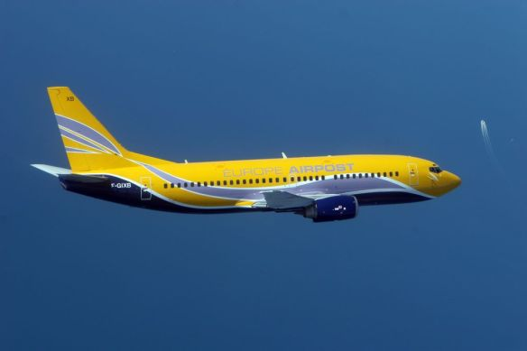 Europe Airpost Boeing