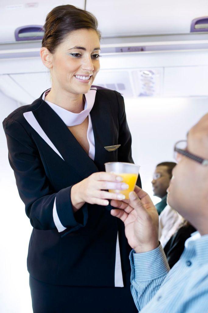 service à bord Europe Airpost