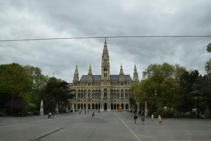 Hôtel de Ville vienne wien vienna