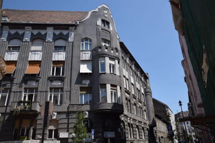 gris Budapest Hongrie Hungary