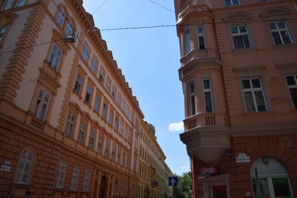 pastel Budapest Hongrie Hungary