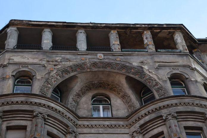 dernier étage Budapest Hongrie Hungary