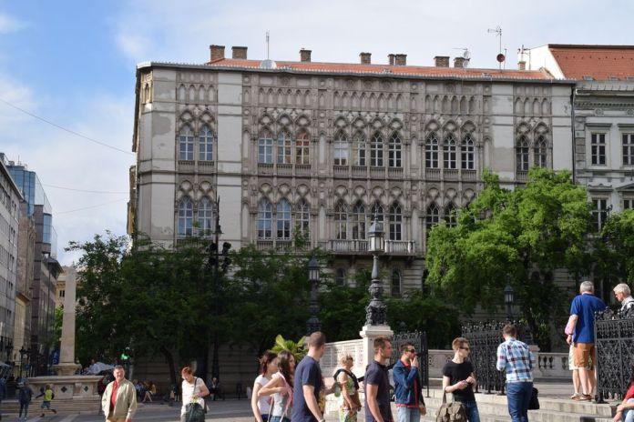 vénitien Budapest Hongrie Hungary