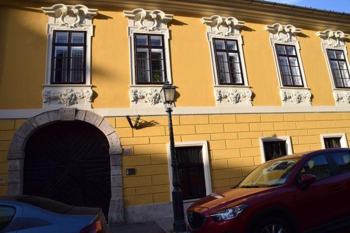 Buda Budapest Hongrie Hungary