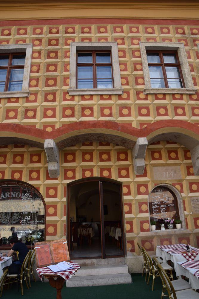 damier Budapest Hongrie Hungary