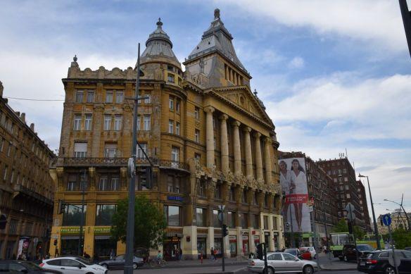 place Erzsebet Budapest Hongrie Hungary