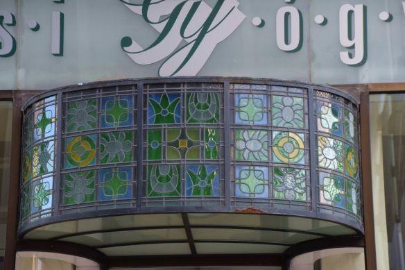 vitraux rozsalvolgyi Budapest Hongrie Hungary