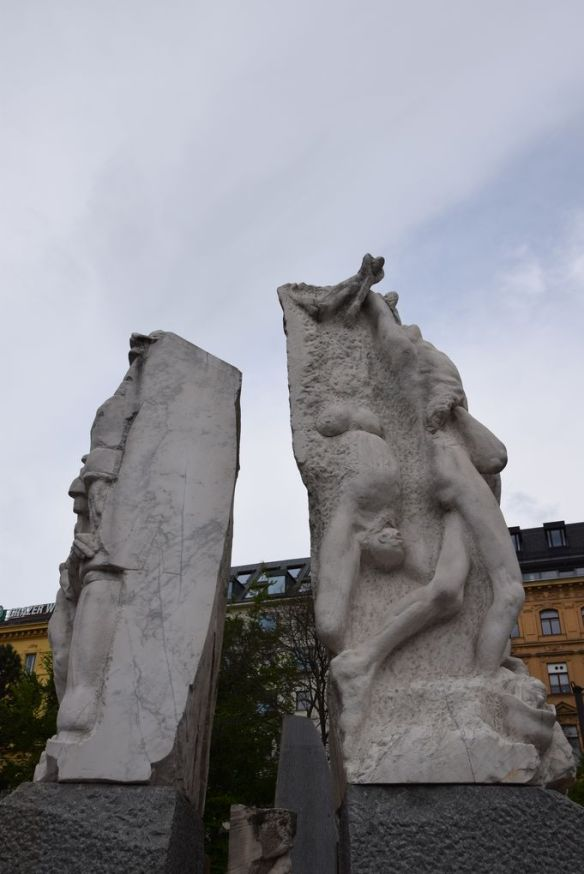 Porte de la violence Vienne, wien vienna