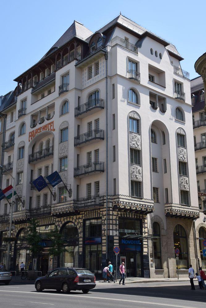 hôtel palais Budapest Hongrie Hungary
