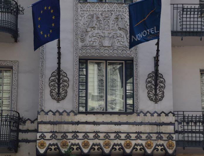 novotel Palace Hotel Budapest Hongrie Hungary