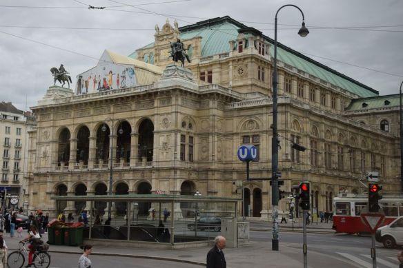 Opéra Vienne vienna wien