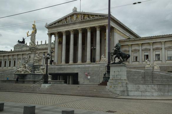 Parlement vienne vienna wien