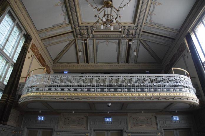 petite salle Académie Liszt Budapest Hongrie Hungary