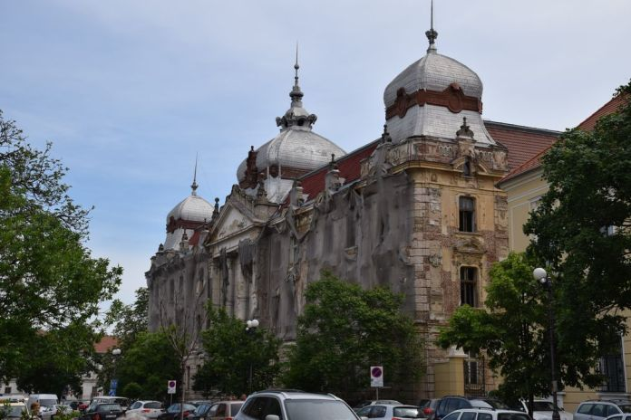 voile Oradea Roumanie