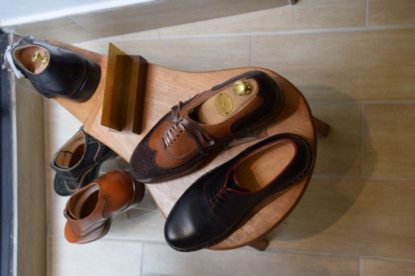 Buday Shoes Budapest Hongrie Hungary