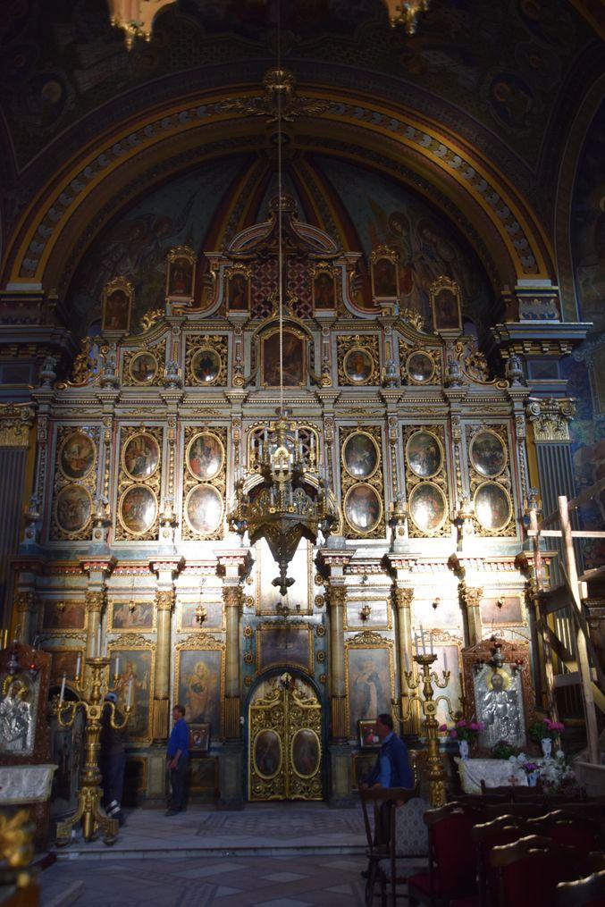 cathédrale orthodoxe Oradea Roumanie