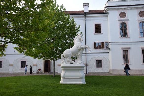 jardins Godollo Hongrie