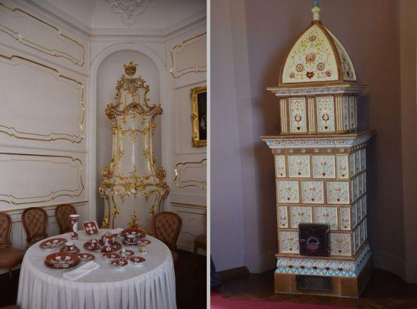 poêles Godollo Zsolnay Hongrie