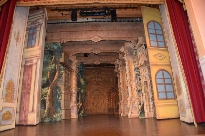 Théâtre Godollo Hongrie