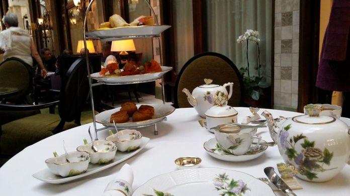 Herend Tea Gresham Four Seasons Budapest