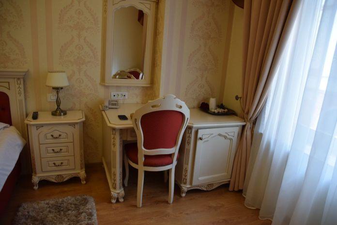 coin bureau hôtel Astoria Oradea Roumanie