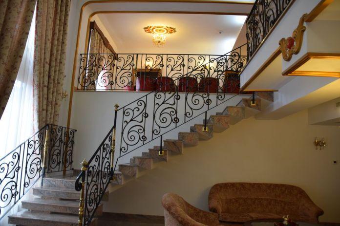 salon Hôtel Astoria Oradea Roumanie