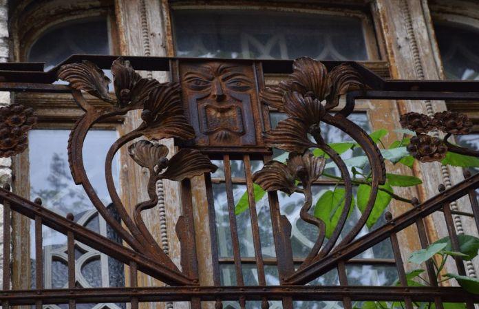 Hôtel Parc balcon Oradea Roumanie