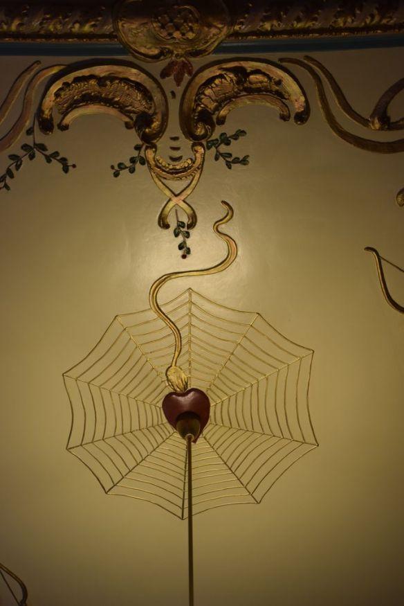plafond Butoiul de Auro Oradea Roumanie