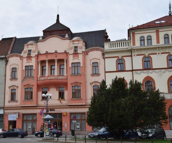 société générale Oradea Roumanie