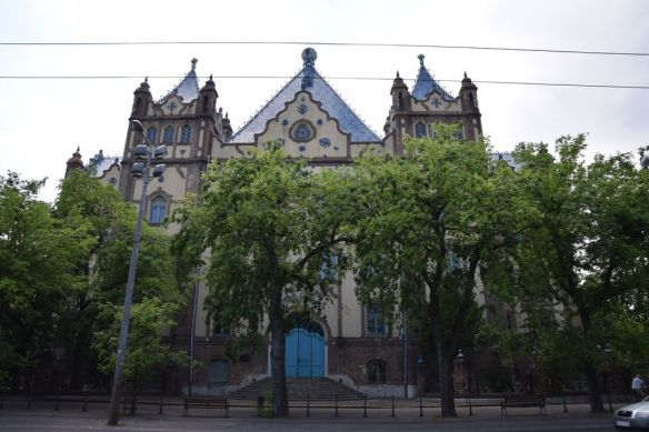 institut de géologie Budapest Hongrie Hungary