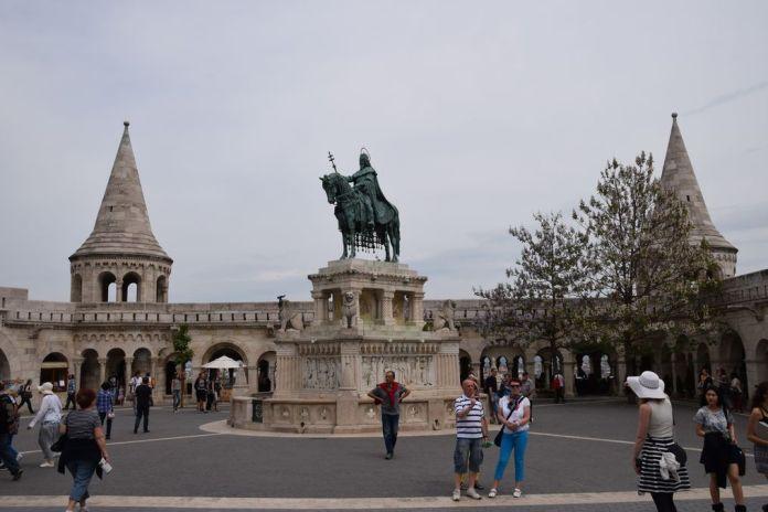 Saint-Etienne Budapest Hongrie Hungary