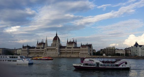 parlement Budapest Hongrie Hungaray