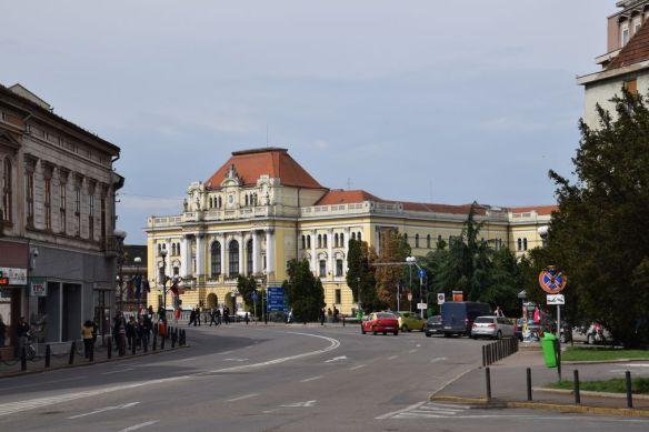 Mairie Oradea Roumanie