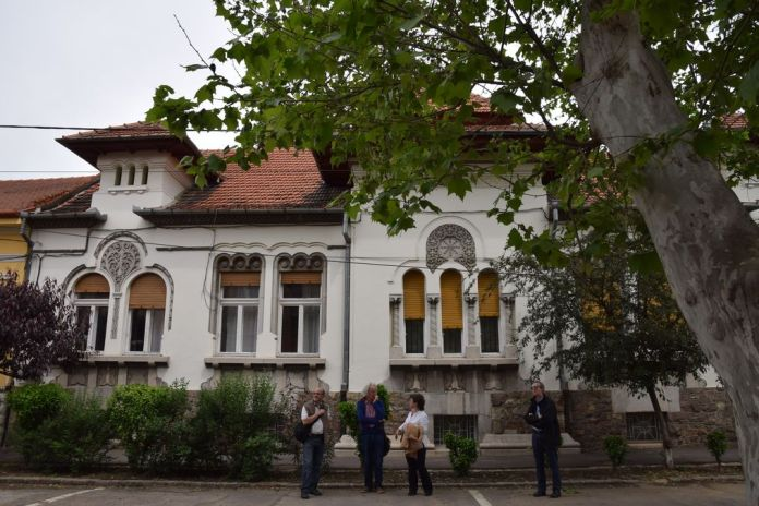dentelle de pierre Oradea Roumanie