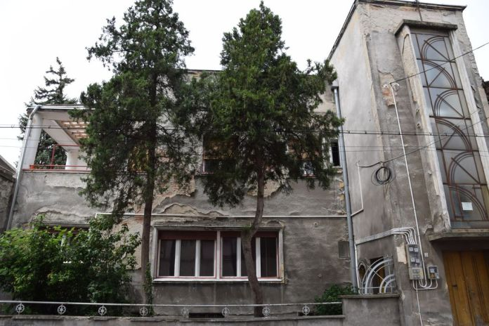 maison Art déco Oradea Roumanie