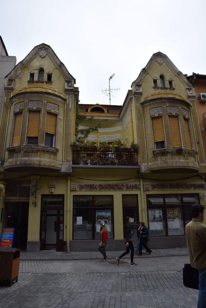 bâtisse Oradea Roumanie