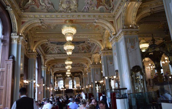 New York Café Budapest Hongrie Hungary