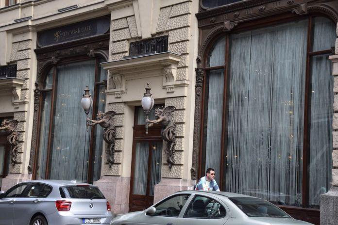 diablotins New York Café Budapest Hongrie Hungary