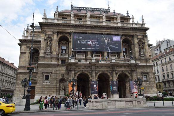 Opéra Budapest Hongrie Hungary