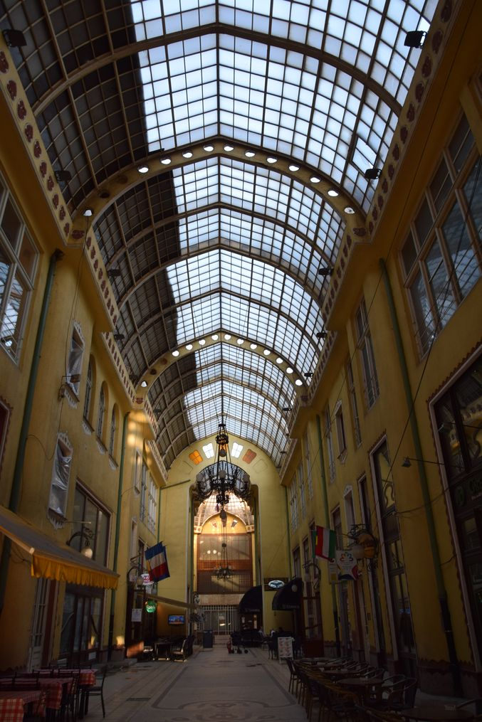 galerie Aigle noir Oradea Roumanie
