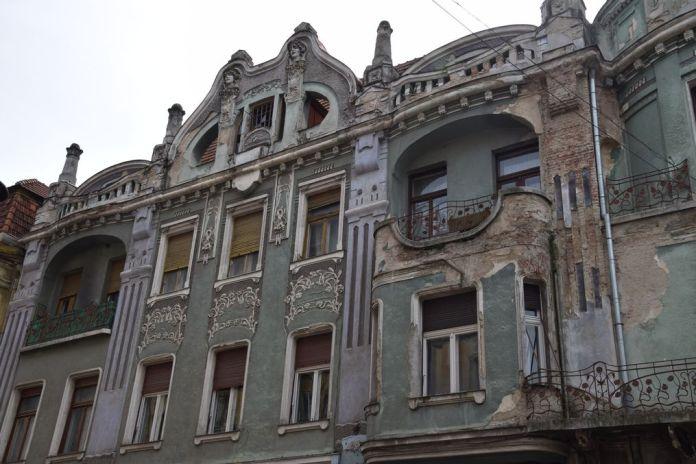 Palais Moskovits Miksa Oradea Roumanie