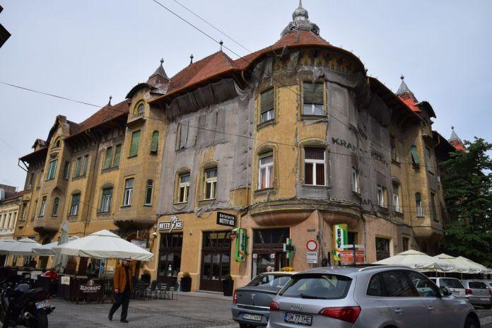 Palais Stern Oradea Roumanie