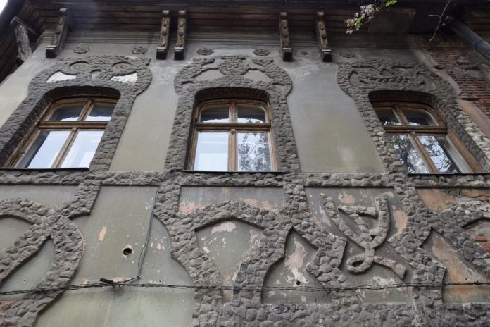 Hiboux chiens Hôtel Parc Oradea Roumanie