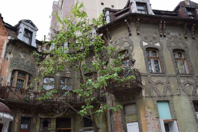 grand ensemble Hôtel Parc Oradea Roumanie